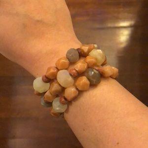 Jewelry - Beautiful wrap bracelet